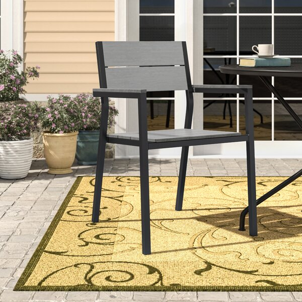 Windsor Patio Dining Chair by Sol 72 Outdoor