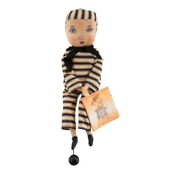 Keaton Prisoner Figurine by The Holiday Aisle