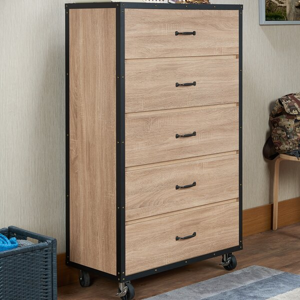 Acme Furniture Bemis 5 Drawer Chest & Reviews by Acme Furniture