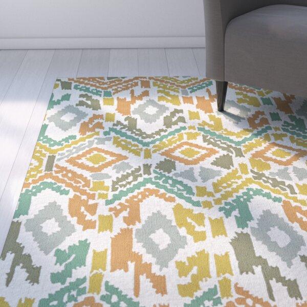 Michele Handmade Indoor / Outdoor Area Rug by Zipcode Design