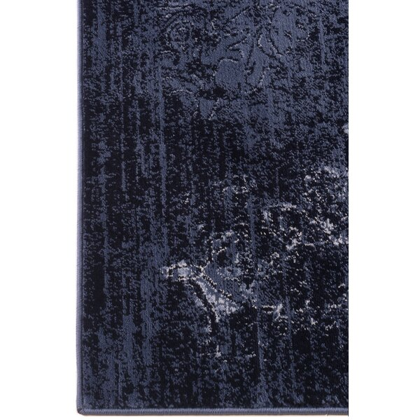 Glenam Blue Area Rug by World Menagerie
