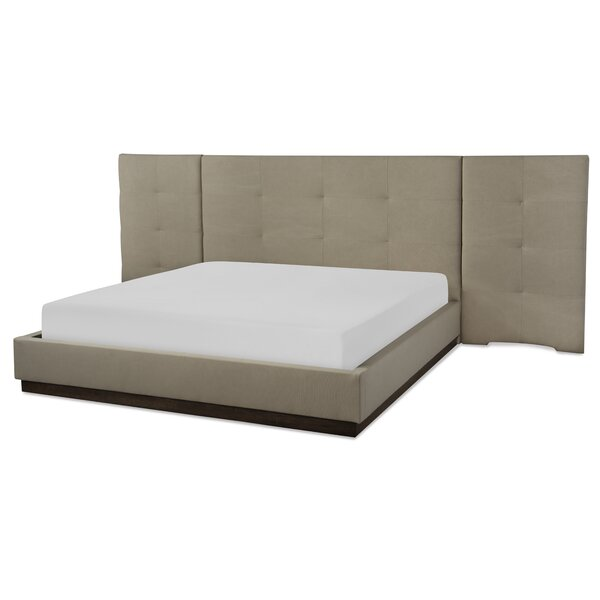 Austin Upholstered Panel Bed by Rachael Ray Home