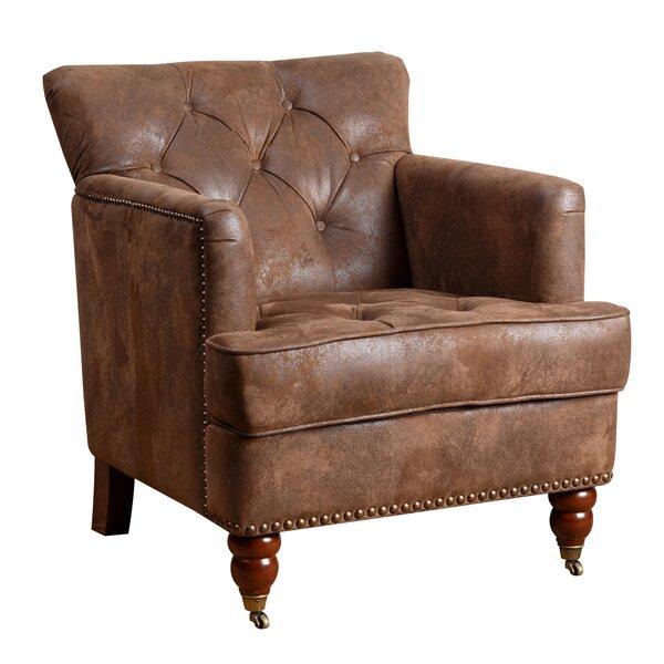 Aliya 24'' Club Chair by Mistana Mistana