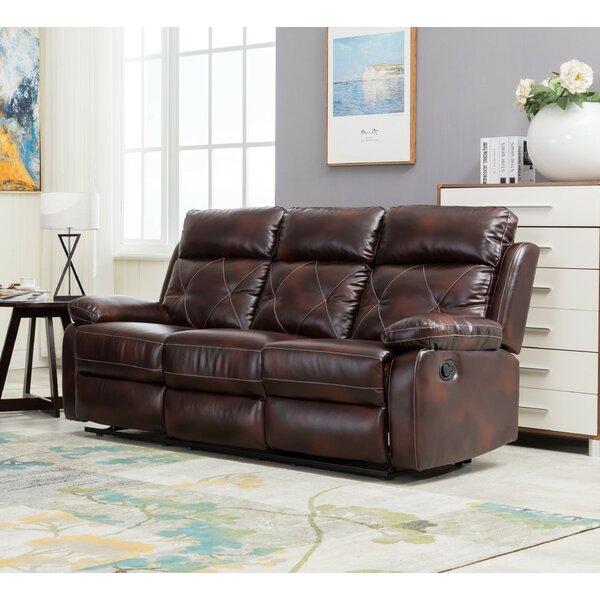 Svendsen Reclining Sofa by Winston Porter