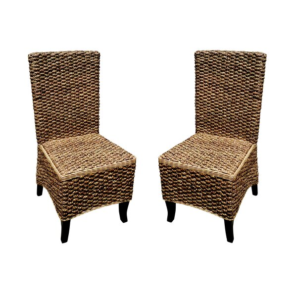 Jase Side Chairs (Set of 2) by Rosecliff Heights