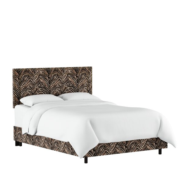 Genevie Upholstered Platform Bed by Bloomsbury Market