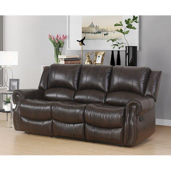 Digiovanni Reclining Sofa by Red Barrel Studio