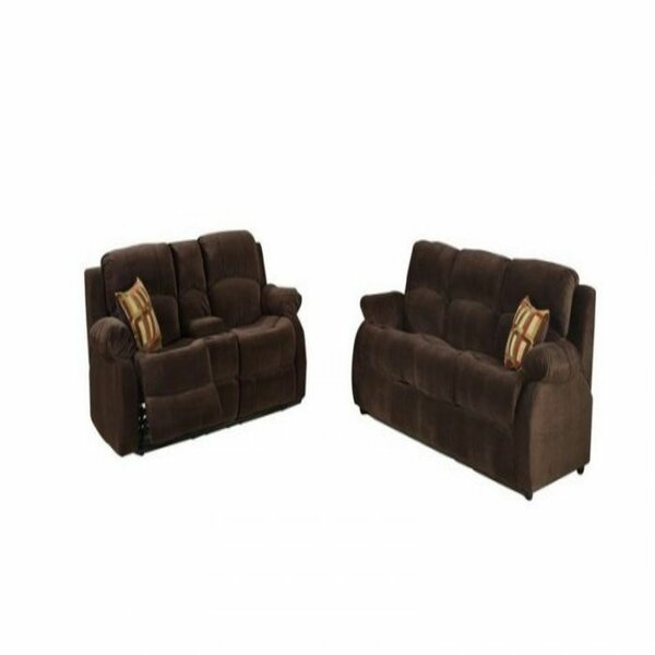 Morey 2 Piece Leather Reclining Living Room Set By Red Barrel Studio