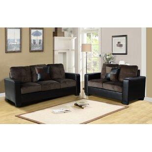 Clove 2 Piece Living Room Set by Latitude Run