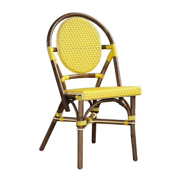 Cottage Patio Dining Chair (Set of 2) by Padmas Plantation