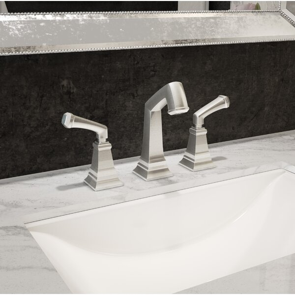 Oxford Centerset Bathroom Faucet with Drain Assembly by Symmons