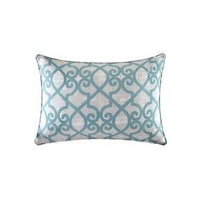 barrows outdoor lumbar pillow