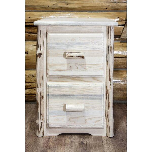 Tustin 2 Drawers Vertical Filing Cabinet