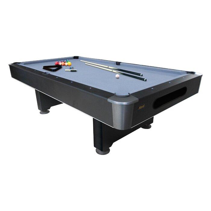 Dakota Brs 8 Slate Pool Table