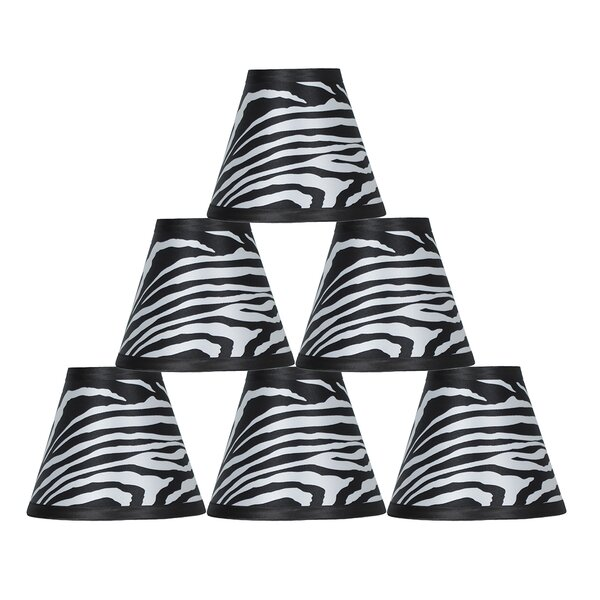 Modern 6 Empire Lamp Shade (Set of 6) by Bloomsbury Market
