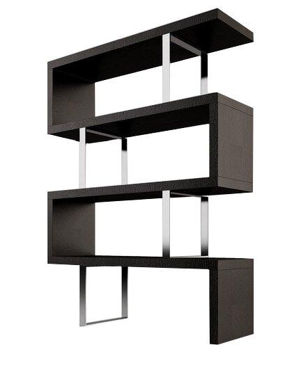 Robertson Geometric Bookcase By Orren Ellis