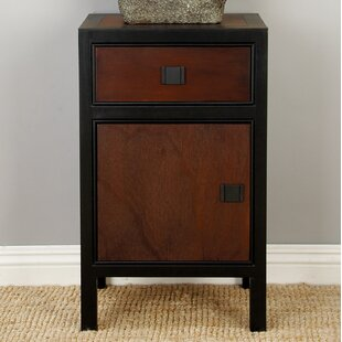 Comparison Wood 1 Drawer Nightstand By Cole & Grey