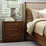 Kitano Ansley 3 Drawer Nightstand by Lexington