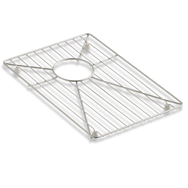 Vault /Strive Stainless Steel Sink Rack, 19-3/16 x 16-11/16 for 36 Offset Apron-Front Sink by Kohler