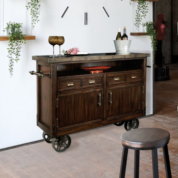 Bradbury Bar Cabinet by Canora Grey Canora Grey
