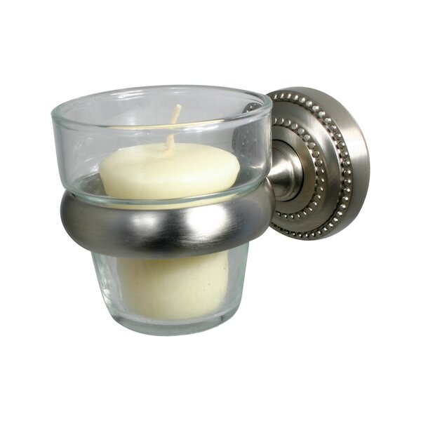 Dottingham Wall Mounted Votive Candle Holder by Allied Brass