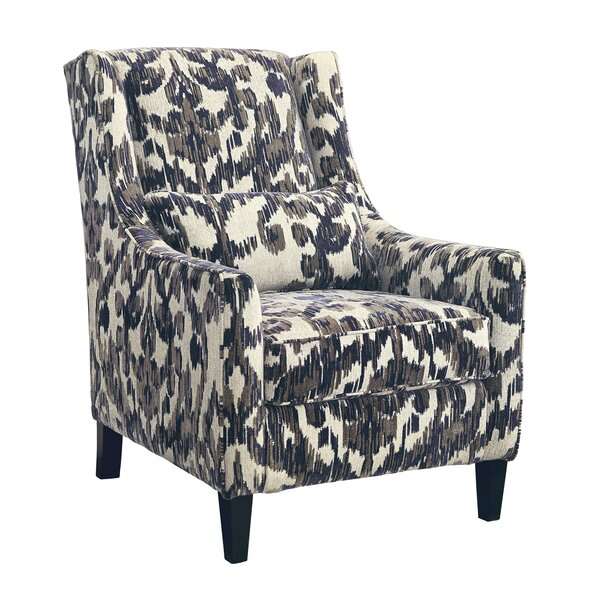 Neace Armchair by World Menagerie