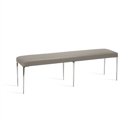 Stiletto Upholstered Bench by Interlude