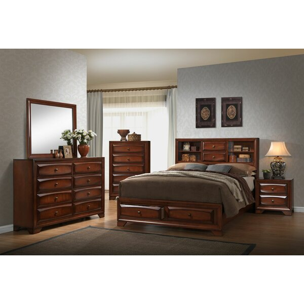 Yuvi 4 Piece Bedroom Set by Winston Porter