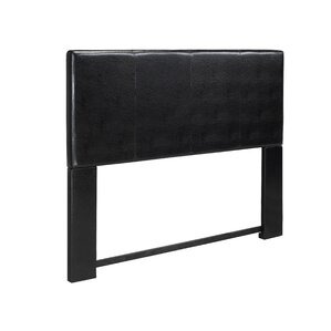 Queen Upholstered Panel Headboard by Brassex