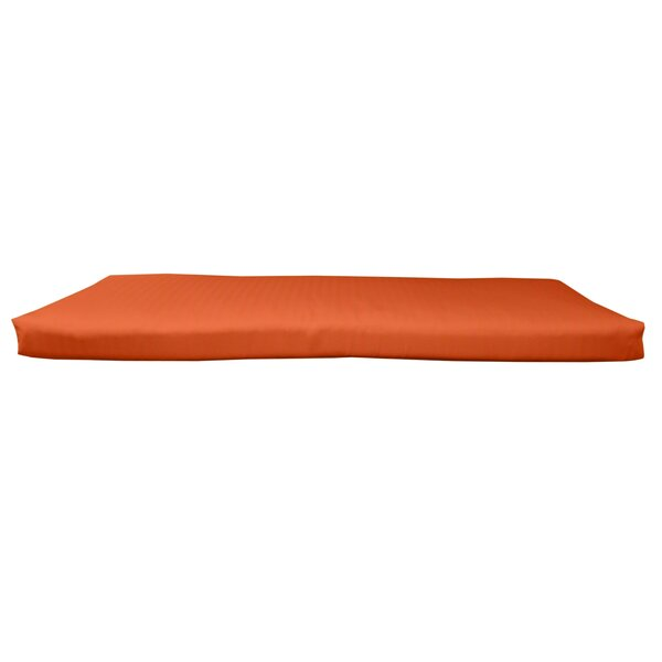Indoor/Outdoor Sunbrella Bench Cushion by Bellini Home and Garden