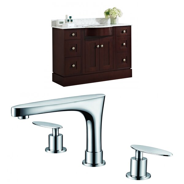 Kester 48 Single Bathroom Vanity Set by Darby Home Co