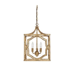 barrington 3light pendant