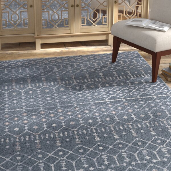Carol Oriental Dark Gray Area Rug by Mistana
