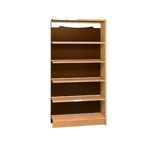 Glacier Standard Bookcase Ironwood