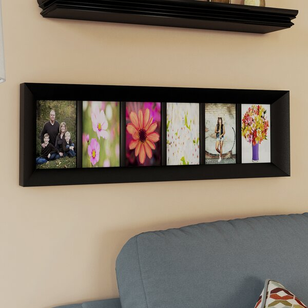 6 Opening 4x6 Picture Frame   Wayfair.ca