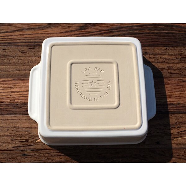 Square Non-Stick Baking Stone by USA Pan