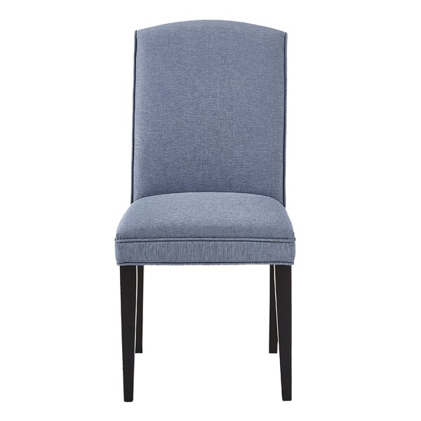 Volkman Upholstered Dining Chair by Ebern Designs