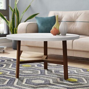 Marisela Round Coffee Table