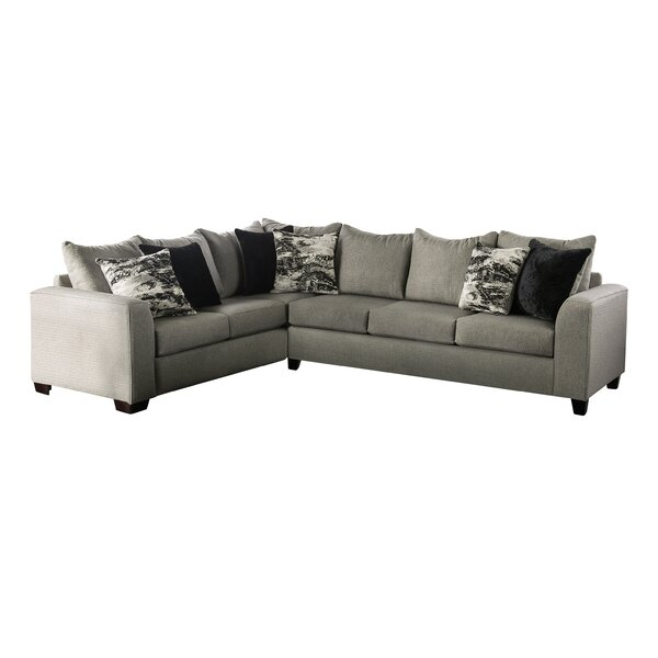 Coloma Sectional by Brayden Studio