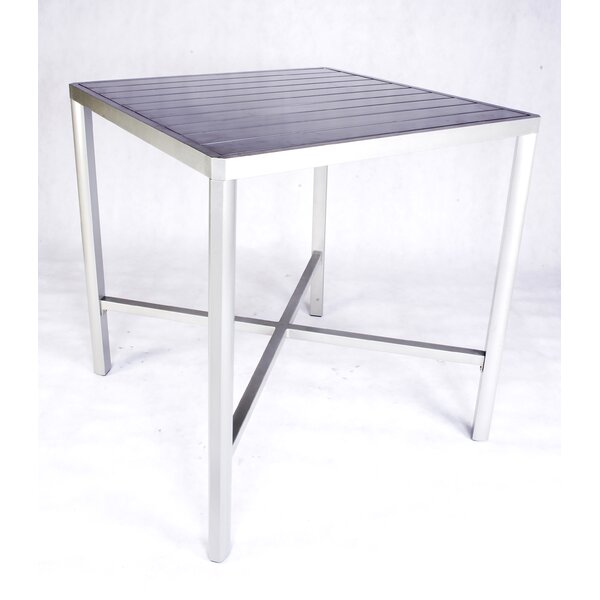 Out of Blue Elysun Bar Table by Les Jardins