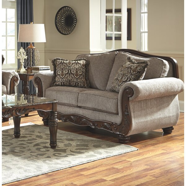 Mereworth Loveseat by Astoria Grand