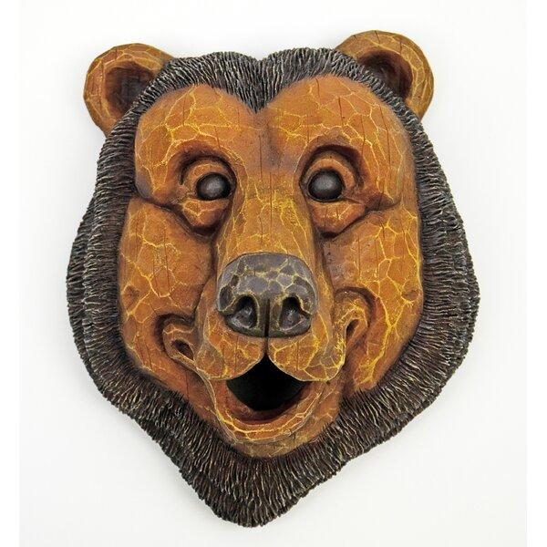 Bear 9 in x 7 in x 5 in Birdhouse (Set of 2) by Red Carpet Studios LTD