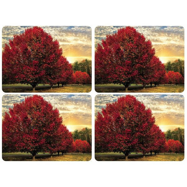 Trees 16 Placemat (Set of 4) by Pimpernel