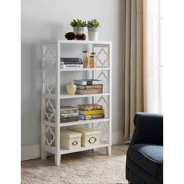 Yoko Etagere Bookcase By Charlton Home