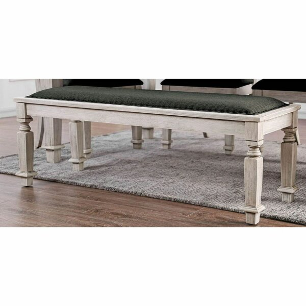 Dewitt Upholstered Bench by One Allium Way One Allium Way