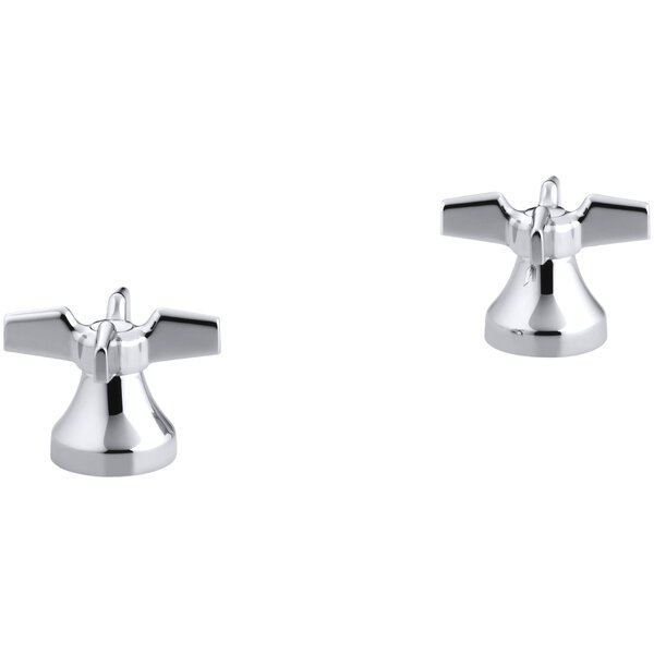 Triton Cross Handles for Widespread Base Faucet by Kohler