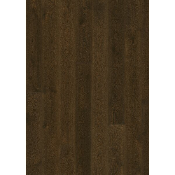 Classic Nouveau 7-3/8 Engineered Oak Hardwood Flooring in Tawny by Kahrs