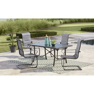 Coyle 5 Piece Dining Set By Red Barrel Studio