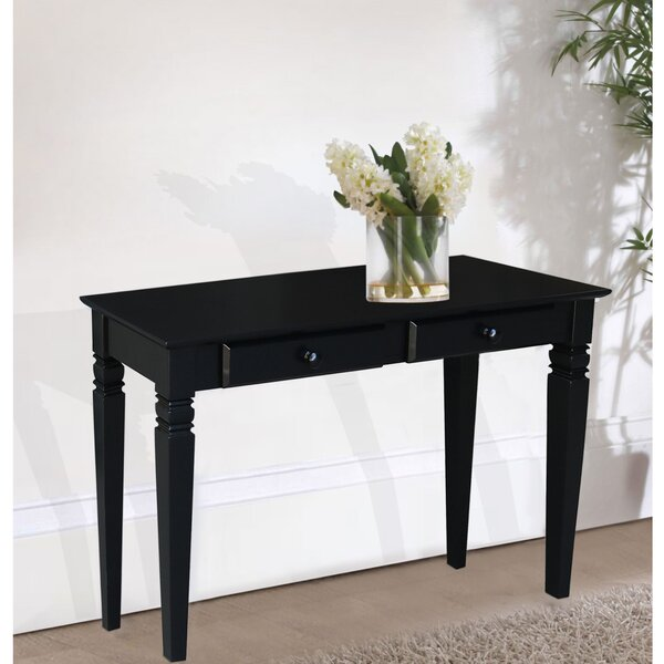 Rosecliff Heights Black Console Tables