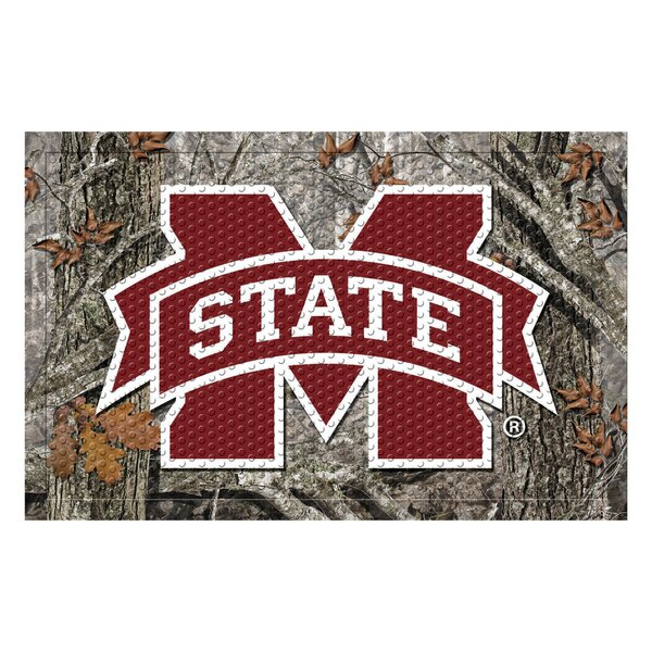Mississippi State University Doormat by FANMATS